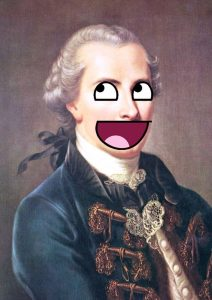 Sorry, but I Kant...