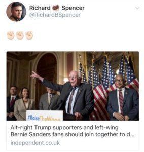 """""""Não admira Spencer chamar Žižek de seu esquerdista favorito."""""""